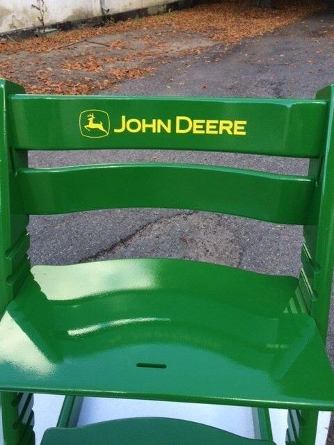 Højstol, John Deere Trip Trap