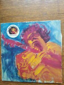 Jimi Hendrix - The Jimi Hendrix Concerts (1982, Gatefold