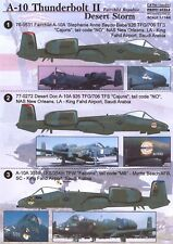 Print Scale 48-073 Decal for A-10 Thunderbolt Ii Part 2-1//48  scale
