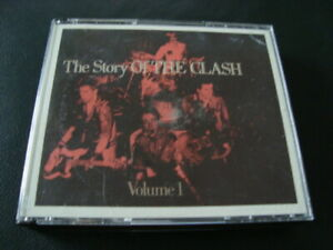 The Clash -- The story of the Clash (volume 1), 2cd-fat BOX, UK Punk...