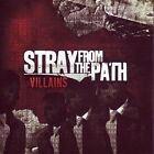 Villains by Stray from the Path (CD, Jun-2010, Victory Records (USA))