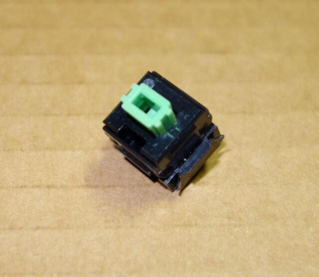 1x SKCL GREEN ALPS Replacement LINEAR Keyboard Switch TESTED WORKING W O-SCOPE