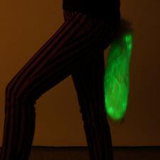 TrYptiX LED Faux Fur Tail Winter Light Up Rave Cosplay Burning Man EDC Anthrocon