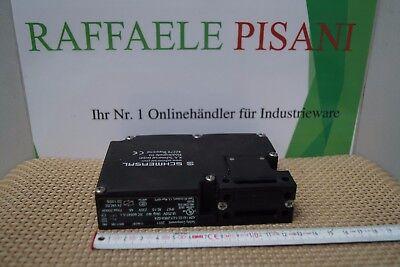 Schmersal SRB 301LC//B SRB301LC//B Sicherheitsrelais used