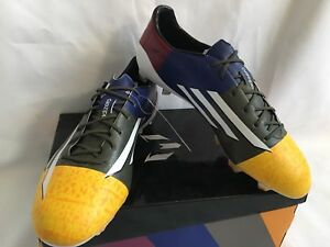 Image is loading Adidas-F50-Adizero-Messi-fg-Barcelona-Soccer-Cleats- 769247855361d