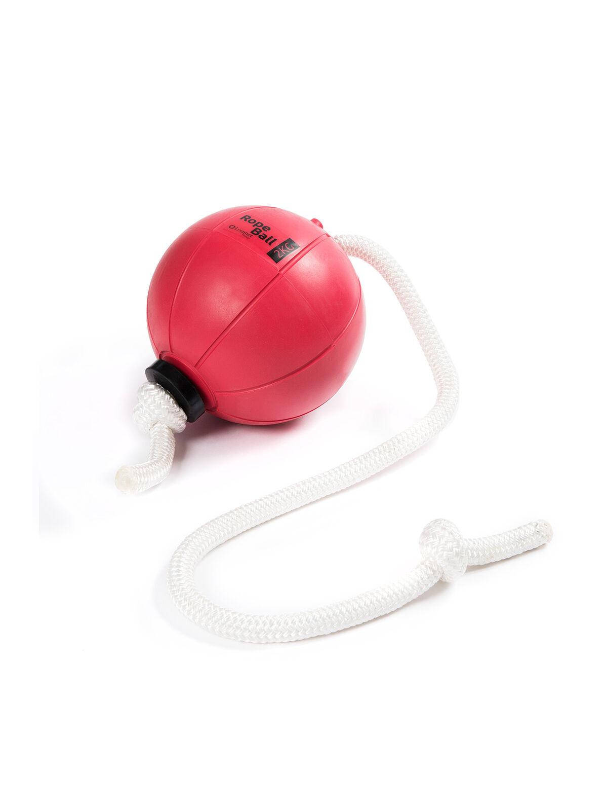 Loumet Medizinball Rope Ball Neu