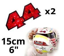 Auto-Tuning & -Styling F1 Helmet Stickers Lewis Hamilton Merecedes ...