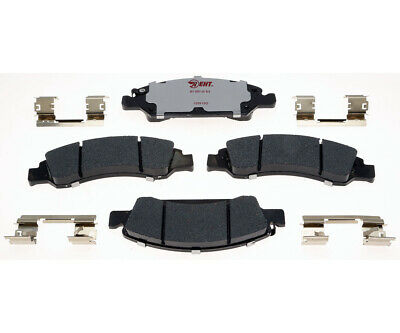 Disc Brake Pad Set-Element3; Hybrid Technology Front Raybestos EHT1367H