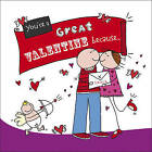 You're a Great Valentine Because... by Ged Backland (Hardback, 2011)