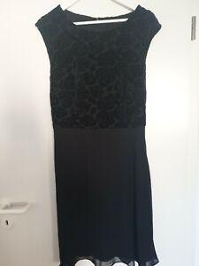Esprit Kleid Schwarz Festlich Gr Xxl Ebay
