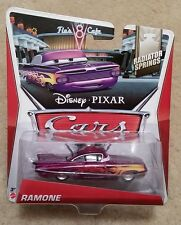 Disney Pixar Cars • Ramone (Purple) • 2014 Radiator Springs Cardback #9