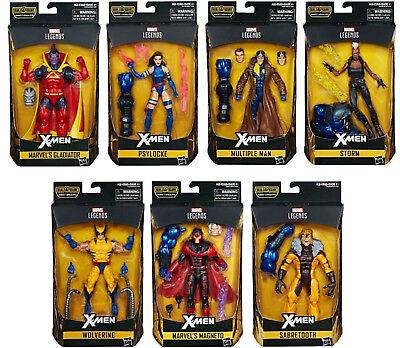 In STOCK Marvel Legends X-Men 2018 Wave 3 Apocalypse BAF Action Figure SET