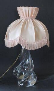 PIED-DE-LAMPE-CRISTAL-GOUT-SAINT-LOUIS-Non-Signe-FRENCH-STYLE-CRYSTAL-LAMP-BASE