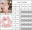 Toddler-Kids-Baby-Girl-Christmas-Santa-Striped-Tutu-Skirt-Dress-Long-Sleeve-Tops thumbnail 2