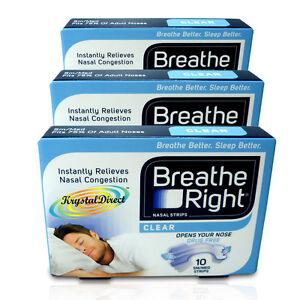 3x-respirar-bien-nasal-tiras-10-Claro-Pequeno-Mediano