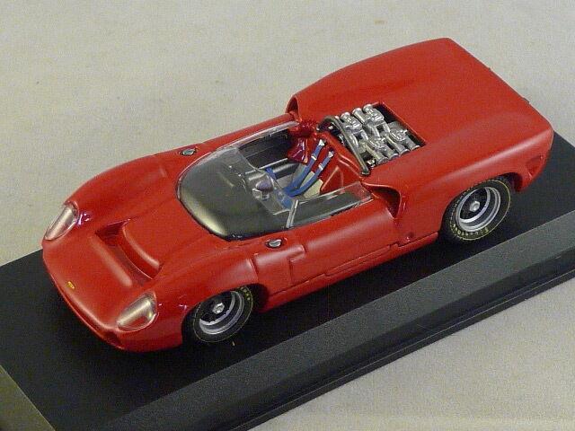 MODEL BEST 9175 - LOLA T70 SPIDER PROVA TEST CAR 1965 1/43