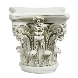 Image Is Loading 16 034 Small Acanthus Leaf Fluted Column Classic