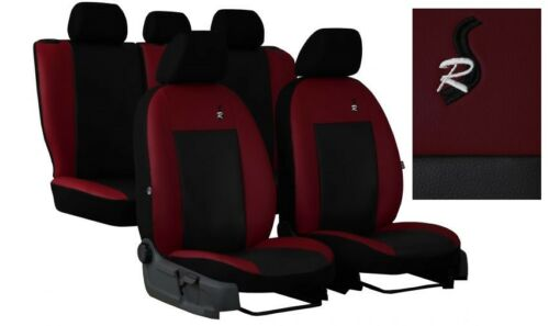 TUNDRA STARLET Universal Eco-Leather Set Car Seat Covers for TOYOTA AVENSIS