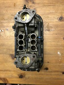 Details about Mercury Mariner 50 60 Hp Carb Carburettor Set 3 Cylinder 2  Stroke Outboard