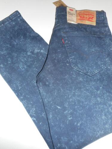 Fit Fit Athletic 541 32 Nwt Taper Blast 192379177640 Leg X Levi's Denim Jeans 33 Blue Plus xwqTwIX