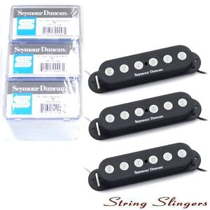 Seymour-Duncan-SSL-4-Quarter-Pound-Flat-Pickup-Cal-Set-for-Strat-Black-11202-03