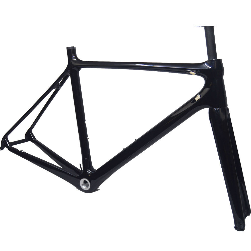 Falcon carbon frame full set 700c aero road bike ud glossy bsa bb