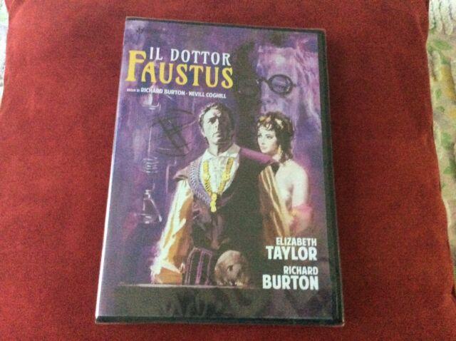IL DOTTOR FAUSTUS (1967)  DVD