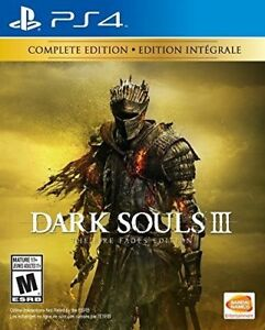 Dark Souls 3 The Fire Fades Complete Edition Ps4 Playstation 4 Pro Console New by Ebay Seller