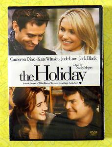 The Holiday ~ New DVD Movie ~ 2006 Cameron Diaz Jude Law ... Cameron Diaz Movies 2006