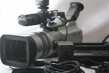 Excellent Sony DCR-VX2000 Digital Handy Camcorder From Japan (Japanese)