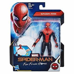 Marvel-Superheroes-Spiderman-Far-From-Home-Web-Shield-6-034-New-Action-Figure-Toy