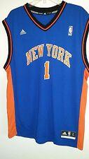 Mens New York Knicks Amar'e Stoudemire adidas Royal Blue Swingman Road Jersey-