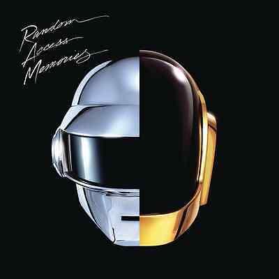 Daft Punk - Random Access Memories - 2 x 180gram Vinyl LP *NEW & SEALED*