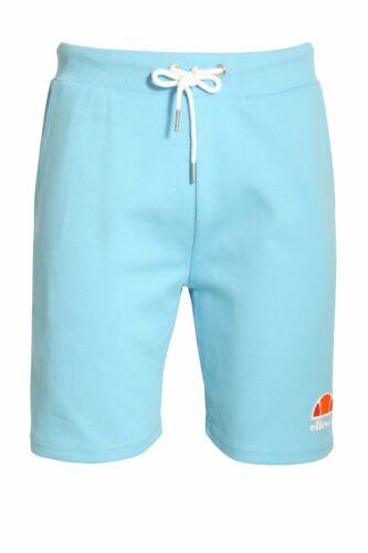 Mens Fleece Shorts ELLESSE Crawford ShortsLight Blue