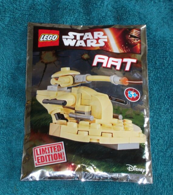 Lego Star Wars Mini Aat Polybag Set 911611 Bnsip Ebay