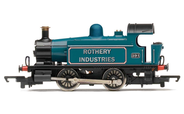 Hornby Ferrovia Br (Ex-Gwr) 0-4-0 rossohery Industriale 101 Class - R3359