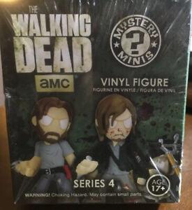 MULTI-LISTING Mystery Minis AMC Series 4 2016 Funko The Walking Dead