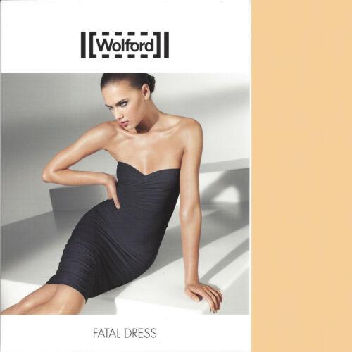 Esclusivo Wolford S materiale Velvet Fatal Soft Straw Dress fRAr8qR
