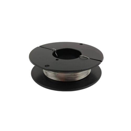 1,90 €//1 m 2 KM Acier Inoxydable Fil v2a fil 0,20 mm à 0,50 mm acier inoxydable fil