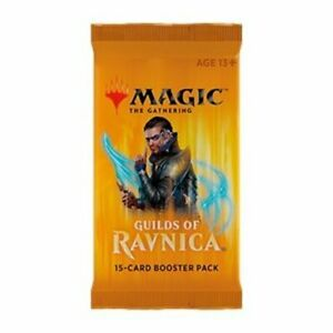 MtG-GUILDS-OF-RAVNICA-BOOSTER-NEU-amp-OVP-magicman-europe