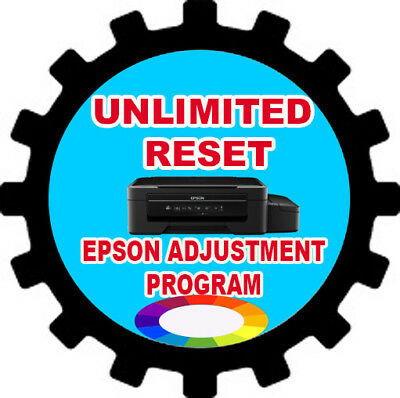L606 Reset ink pads counter Reset Epson L605