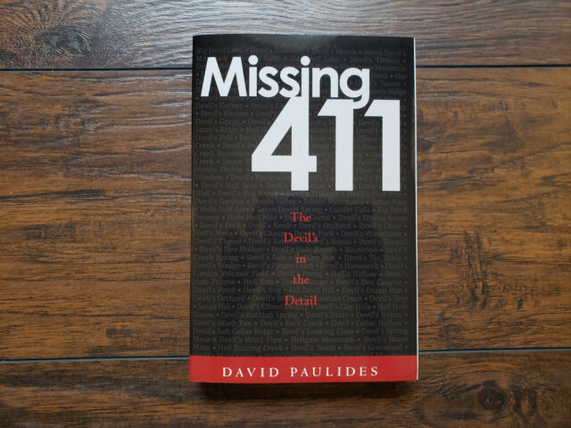Missing 411-The Devil\'s in the Detail by David Paulides (2014 ...