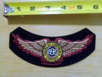 Hog 1998 Harley Davidson Owners Group Patch Chapter Rocker Flhtcu Flhr Flstc Fxr