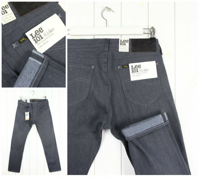 LUKE Jeans Slim Fit black lead