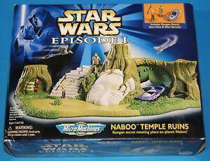 Star-Wars-NABOO-TEMPLE-RUINS-PLAYSET-Episode-I-1-Micro-Machines-MIB