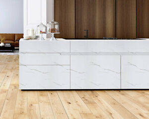 White-Self-Adhesive-Marble-Wallpaper-Wall-Stickers-Kitchen-Cabinet-Aluminum-Foil