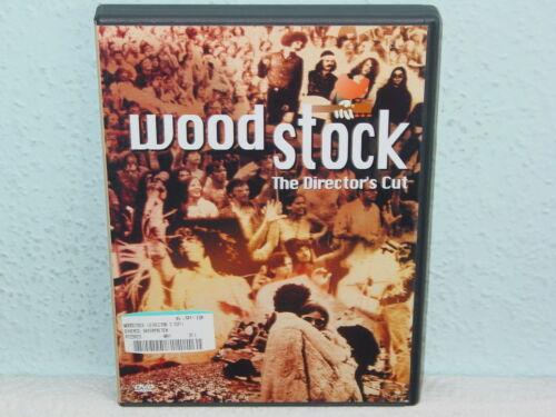 "1 von 1 - *****DVD-VARIOUS ARTISTS""WOODSTOCK-THE DIRECTOR'S CUT""-2000 Warner NEU/OVP*****"