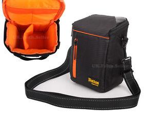 Cintura-Hombro-Funda-para-camara-bolsa-para-Nikon-Coolpix-dl24-85-B500-B700