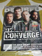 DECIBEL music magazine Dec 2017 Converge Quicksand Napalm Death John Carpenter