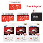 Samsung EVO Plus 32GB 64GB 128GB Micro SD SDHC SDXC UHS-I Class 10 Memory Card